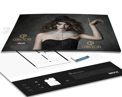 Carlton Prahan - Brochure - Sales Presenter